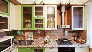 painting kitchen cabinets can change the look of a room