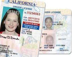 – News Look The California Id Mercury And Driver's For Cards Licenses New