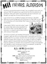 Letter Of Introduction Teacher Inspiration FREEBIE Editable Welcome Letter For Back To School I Used This