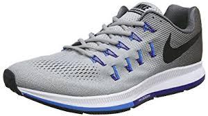 nike zoom pegasus 33. nike men\u0027s air zoom pegasus 33 blue running shoes: buy online at low prices in india - amazon.in e