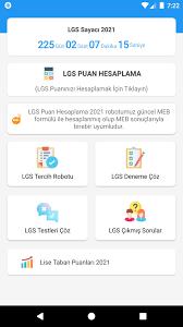 LGS Puan Hesaplama 2021 for Android - APK Download