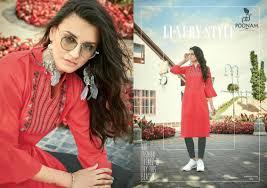 Designer Diva Poonam Designer Diva Nx Vol 2 Fancy Straight Kurtis