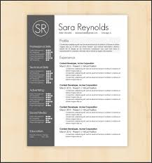 Modern Cv Template Best Modern Resume Template Page 15 Free
