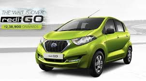 new car launches low priceLow cost car Datsun rediGO launched at Rs 238 lakh in India
