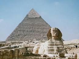 Пирамида Хефрена Википедия Пирамида Хафры и Великий Сфинкс на плато Гизы