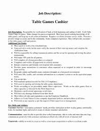 10 Skills Needed To Be A Cashier Resume Samples