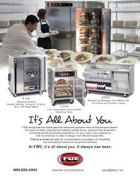 Mobile Kitchen Equipment Applications And Niche Markets Fwe News