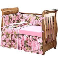 camo baby crib bedding set