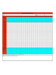 Free Printable Basal Body Temperature Chart Basal Body Temperature Chart Template Edit Fill Sign