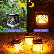 decorative solar lighting. PL99 Solar Lights Candle Outdoor LED Lawn Lamp Decorative Torch Landscape Garden Flame Lighting