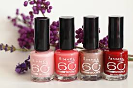 Review Rimmel London 60 Seconds From My Suitcase
