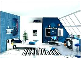 minimalist navy blue room decor home decoration ideas themed bedroom and brown living