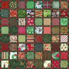 Christmas Quilt Patterns Beauteous A Charming Christmas Quilt FaveCrafts