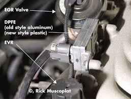 ford dpfe sensor and egr system ricks free auto repair advice Reverse Light Switch Wiring Diagram at 04 Freestar Egr Valve Wiring Diagram