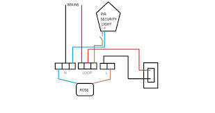 lovely uk wiring diagram for outside light with pir wiring diagram rh tciaffairs net