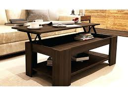 lift coffee table ideal for interior decor lift up top coffee within fashionable coffee tables with