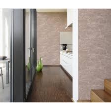 as creation brick effect pattern textured gold glitter vinyl wallpaper 343826