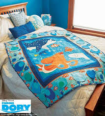 68 best Quilt Kits! images on Pinterest | Craft ideas, Projects ... & Hide & Seek Dory Quilt - Fons & Porter Adamdwight.com