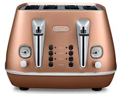 Coloured Kitchen Appliances View The Toaster Range From Delonghi Uk