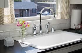 All About Drop In Kitchen Sinks Sink Spotlight Sinks Kitchens
