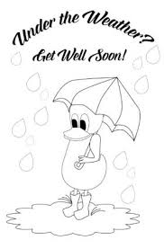 It really helps to break up the monotony of drilling. Printable Get Well Cards For Kids To Color Lovetoknow