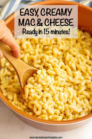 easy stovetop mac and cheese video