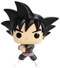 <b>Фигурка</b> Funko POP! <b>Dragon Ball Super</b> - Гоку черный 24983 ...