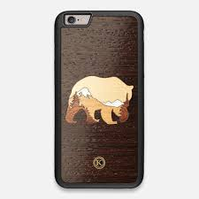 Iphone 6 Plus Cases Designs Bear Mountain Iphone 6 6s Plus