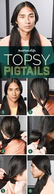 Pigtails Hair Style 293 best howto hair images hairstyles your hair 1406 by wearticles.com