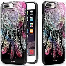Dream Catcher Case Iphone 7 Plus Amazon iPhone 100 Plus Case iPhone 100 Plus VeaYook Protection 11