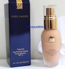 estee lauder futurist age resisting makeup spf 15 choose shade full size