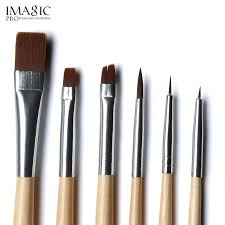 imagic brush painting paint brush painting face paint brush set make up brush tools in eye shadow applicator from beauty health on aliexpress com
