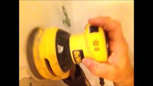 orbital sander for drywall. orbital sander for drywall youtube