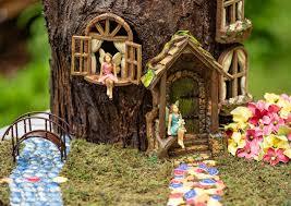 to protect your outdoor fairy garden