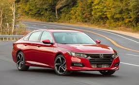 2018 honda accord wagon. exellent accord 2018 honda accord sport 20t red front quarter right with honda accord wagon