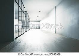 office hallway. Clean Office Hallway - Csp50093998 W