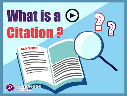 Citation Formats Using Information Responsibly For Your