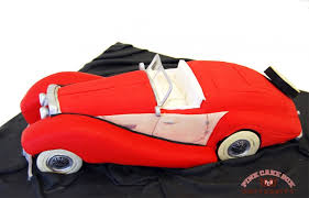 3d Car Cake Tutorial How To From Mike Mccarey
