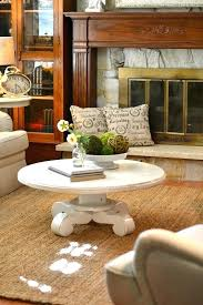 round coffee table decor incredible round coffee table decor best ideas about round coffee tables on