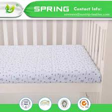 china portable mini crib mattress pad cover white baby bedding comfort soft gentle china baby urine mat waterproof waterproof nursing pad cover