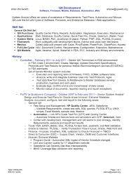 Mobile Test Engineer Sample Resume Nardellidesign Com