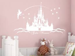 disney castle wall decor