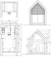 shed for living by fkda architects. plan of shed image for living by fkda architects