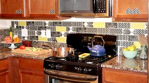 Decals For Kitchen Cabinets Peel And Stick Kitchen Tiles Tutorial Spoonflower Blog