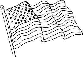 Small Picture Waving American Flag Coloring Page Wecoloringpage