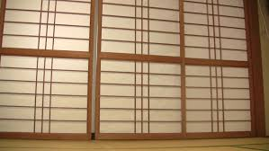Japanese shoji doors Japanese Sliding Japanese Style Shoji Door Closing And Opening Therockicecom Japanese Style Shoji Door Closing Stock Footage Video 100 Royalty