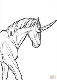 Disegni Da Colorare E Stampare Unicorni Portalebambini