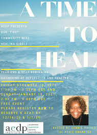 Free Event: A Time for Healing and Reflection, Hosted by Connie Rhodes -  AEDP Institute