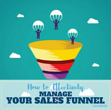 Manage Sales Pipeline How To Effectively Manage Your Sales Funnel Cleverism