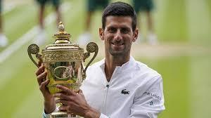 1 by the association of tennis professionals. Novak Djokovic Triumphiert In Wimbledon Gegen Matteo Berrettini